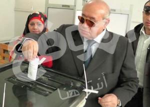 محمد ابو شادي وزير التموين