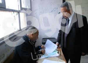 محمود ابو النصر وزير التعليم