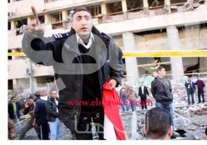 مديرية أمن القاهرة تصوير هند الصباغ (4)
