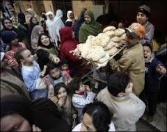 أزمة الخبز