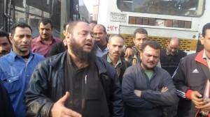 إضراب عمال النقل العام.jpg6