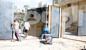 جدار القصر العيني (6)