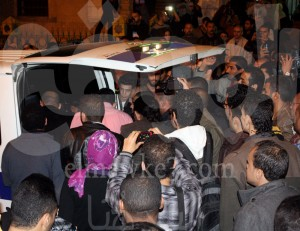 جنازة محمد رمضان (1)