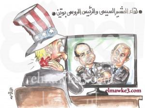 كاريكاتير القاعود