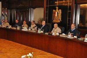 اجتماع المجلس العسكري