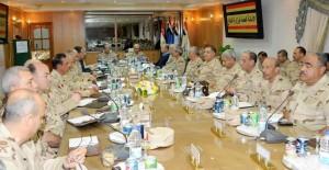صورة أعضاء المجلس العسكري