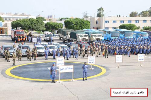 استعدادات-القوات-المسلحة-للرئاسة