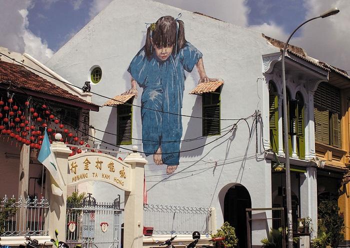 الفتاة الصغيرة - ماليزيا