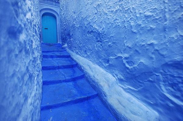 القرية الزرقاء  3