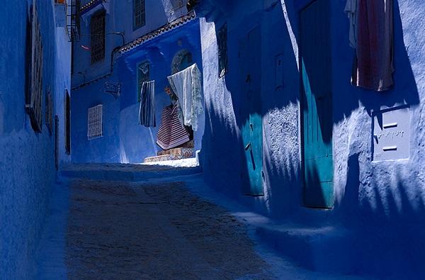 القرية الزرقاء  5