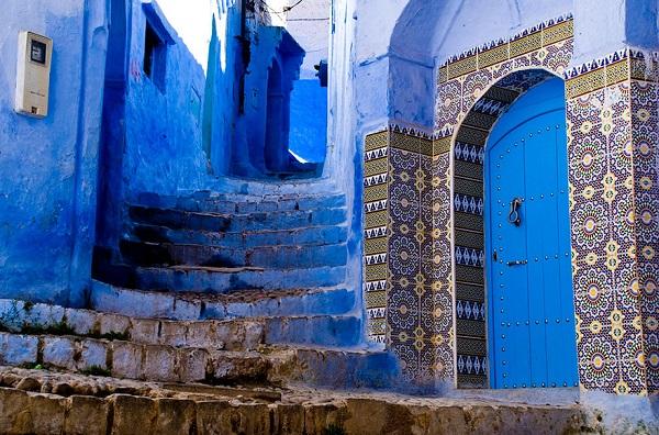 القرية الزرقاء  6