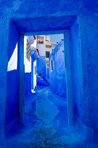 القرية الزرقاء  7