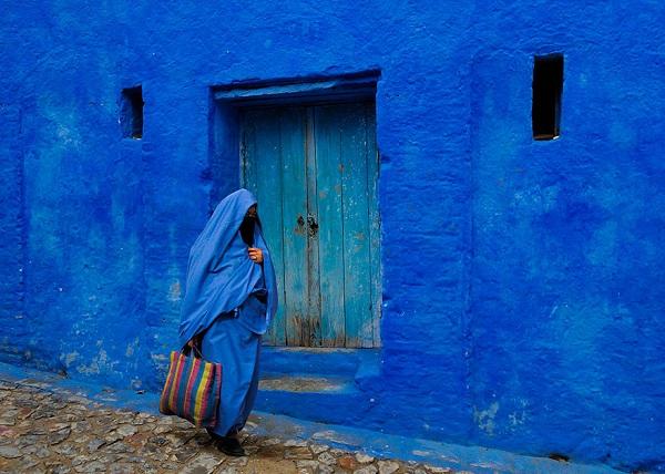القرية الزرقاء  9