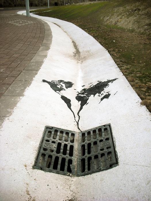 انزلاق العالم - أسبانيا
