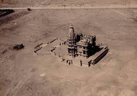 قصر البارون في مصر الجديدة