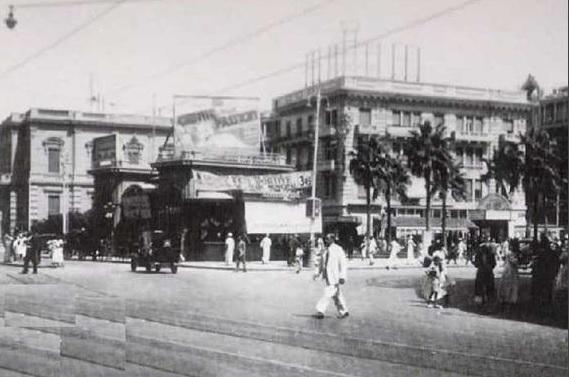 محطة الرمل في الأسكندرية
