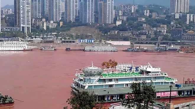 نهر اليانجتسى