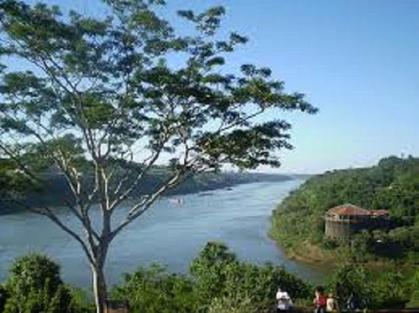 نهر بارانا