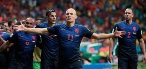 هولندا و اسبانيا 2