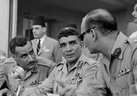 الرئيس محمد نجيب
