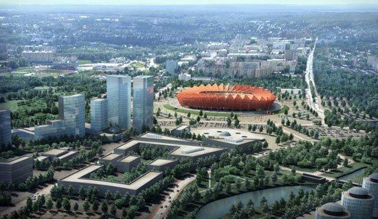 ملاعب مونديال روسيا 12