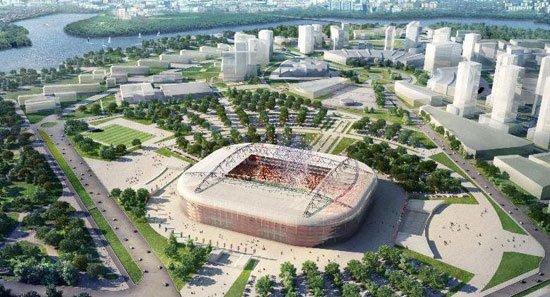 ملاعب مونديال روسيا 2