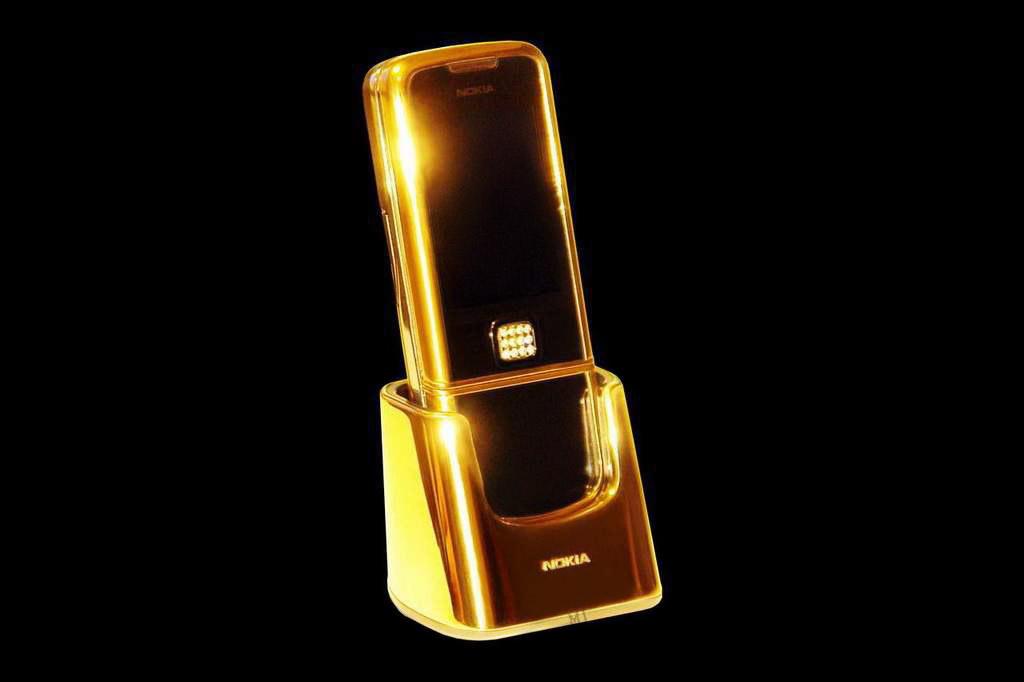 Nokia 8800 Asrte Sapphire Diamond MJ0015