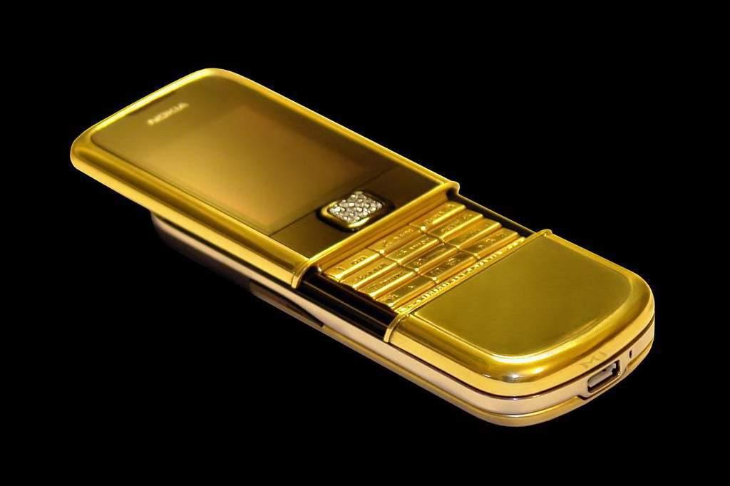 Nokia 8800 Asrte Sapphire Diamond MJ0021