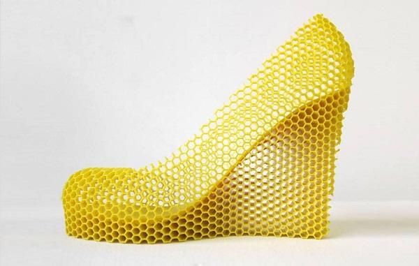 أغرب احذية الكعب العالي  2