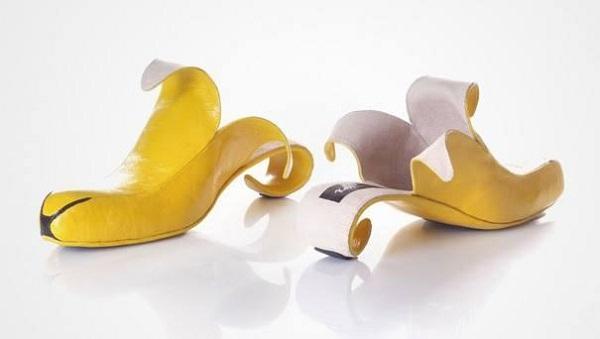 أغرب احذية الكعب العالي  3