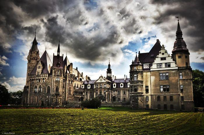 اجمل القلاع 13