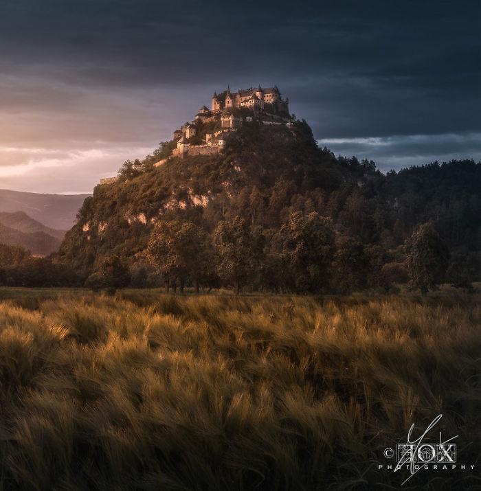 اجمل القلاع 17