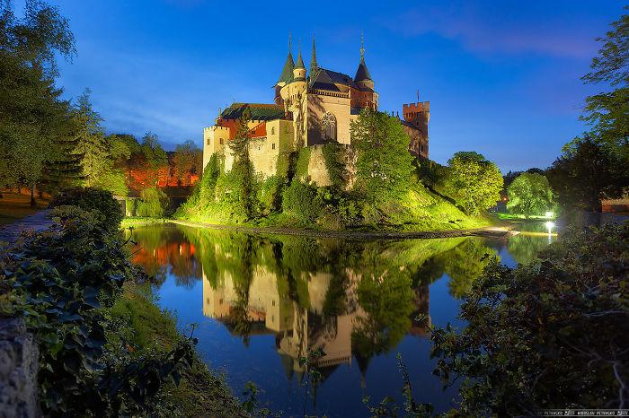 اجمل القلاع 23