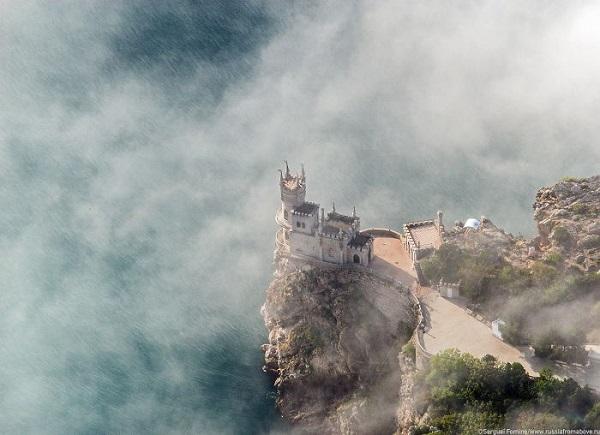 اجمل القلاع 5