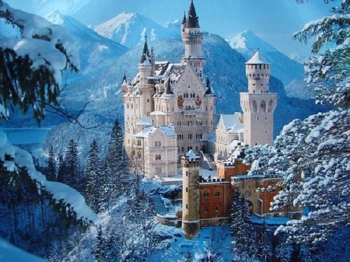 اجمل القلاع