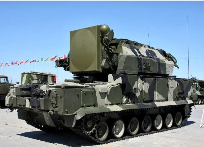 الاسلحة الروسية  3