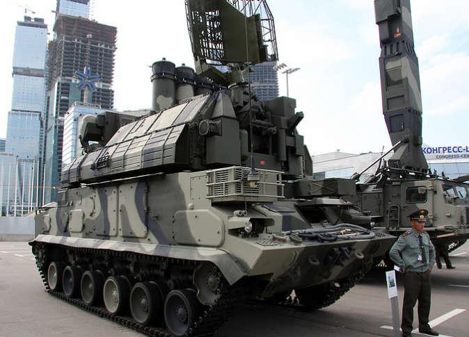 الاسلحة الروسية