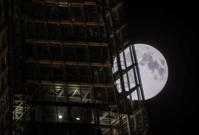 القمر السوبر  11