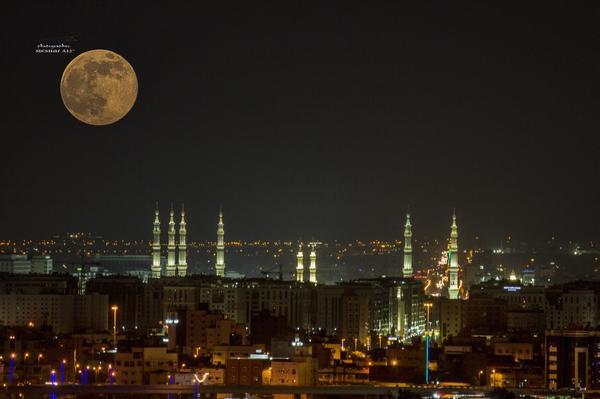 القمر السوبر  3