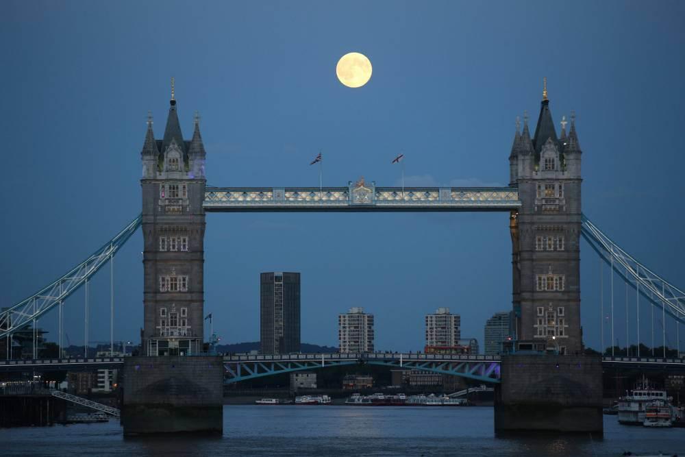 القمر السوبر  7