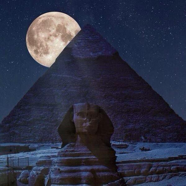 القمر السوبر