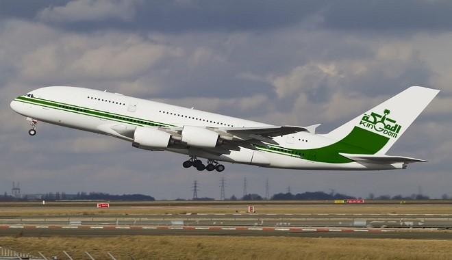 طائرة الوليد بن طلال  13