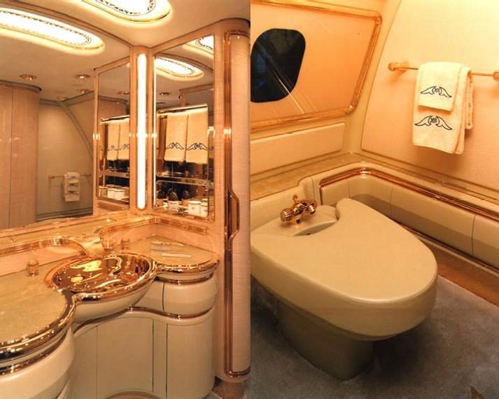 طائرة الوليد بن طلال  4