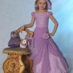 فستان سهرة للأطفال