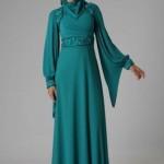 فستان سهرة للمحجبات