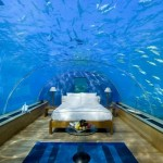 بالصور .. اقضى اجازتك في المالديف .. في أول فندق تحت الماء في العالم