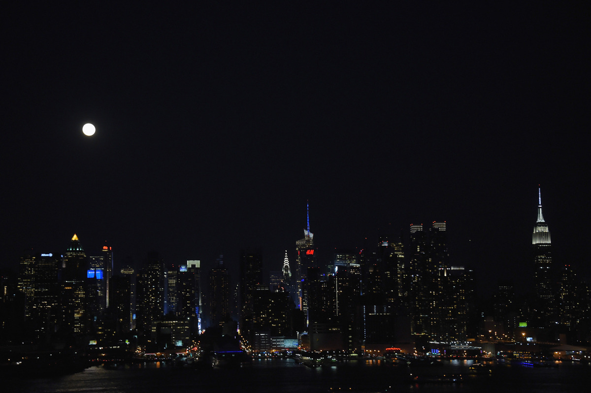 في نيويورك