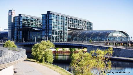 محطة برلين الرئيسية