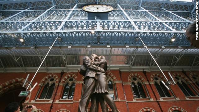 محطة لندن
