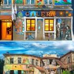 منازل ملونة و مبهجة  10